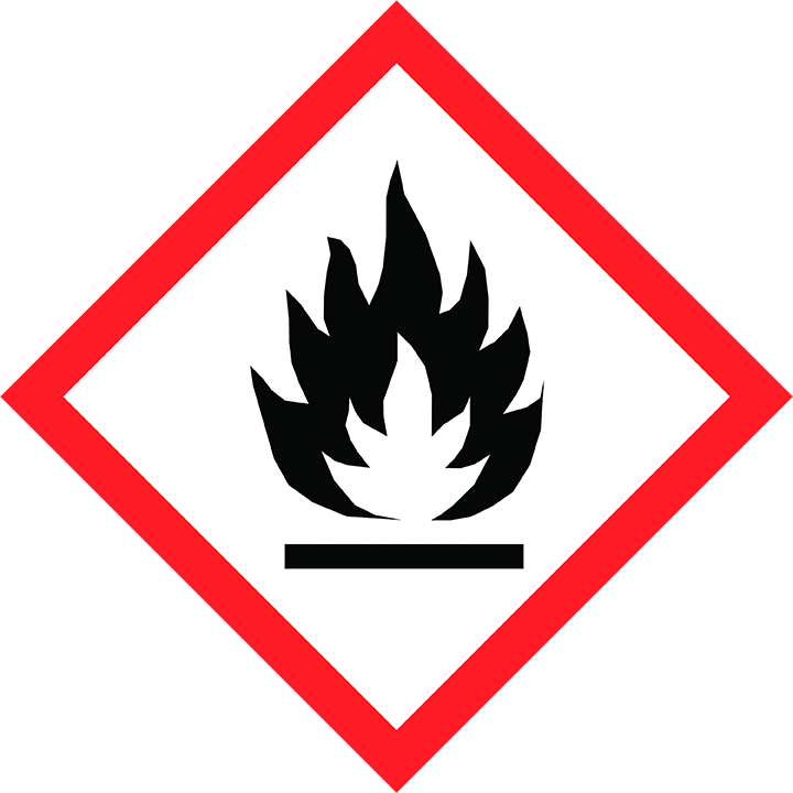 (GHS02) Flammable