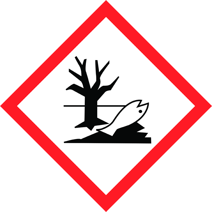 (GHS09) Hazardous to the environment